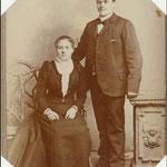 Georg und Juliane Stippig, ca. 1900