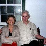 die letzten Besitzer Klaus und Margot Standke, ca. 2005