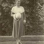 Agathe, Tochter des Cuno; Klara Fauth