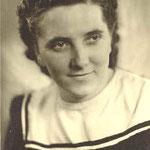 Laura Kunz in jungen Jahren