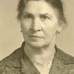 Maria Gingelmaier, geb. Weber