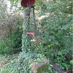 """Ehemaliger Brunnen bei der Blockstelle  im """"Gewann Stützel"""""""