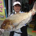 ★2012年4月29日 ★80cm  6.5kg ★大村湾