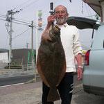 ★2011年5月16日 ★大村湾 裸島付近 ★79cm 5.0kg