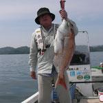 ★2010年5月13日 ★大村湾 裸島付近 ★80cm  6.8kg