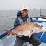 ★2010年5月7日 ★大村湾 裸島付近 ★76cm  7.4kg