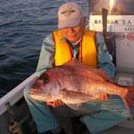 ★2012年4月18日 ★大村湾 ★82cm  7.0kg