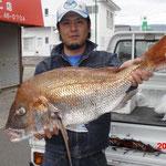 ★2011年5月6日 ★大村湾 裸島付近 ★85cm  5.5kg