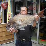 ★2011年4月11日 ★大村湾 裸島付近 ★81cm  6.2kg