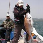 ★2010年5月4日 ★大村湾 裸島付近 ★80cm  6.9kg