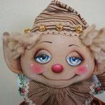 выкройка куклы эльфа. Маслик Ольга