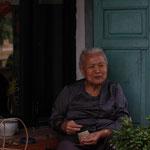 Am Straßenrand, Luang Prabang