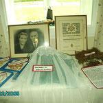 Ein alter Brautschleier