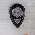Teardrop Speaker in schwarz