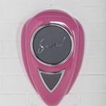 Teardrop Speaker in pink