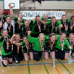 U15 Schweizermeister 2015