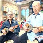 Bartoluzzo in duetto con il maestyro Tony Sinagra