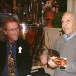 Bartoluzzo accompagnato dal Maestro Mazza