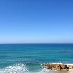 島西部タロス遺跡の外海