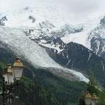 Chamonix - Glacier du Mont Blanc
