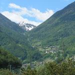 Col du Saint Bernard