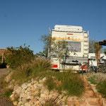 Camping Zebra in Ouzoud