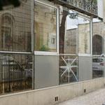 ups schnell mal weiter , weg aus Avignon
