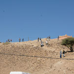Die Schule ist aus.In Marokko gibt es keine dicken Kinder, wen wundert's?