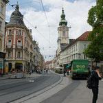 Wieder unten in der Altstadt