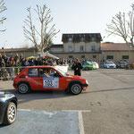 In Vaison la Romaine findet ein Autorennen statt