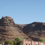 Agadir von unten