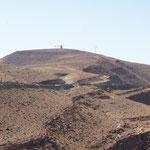 Ueber den Pass nach Ouarzazate