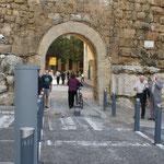 Eingang in den historischen Teil von Tarragona