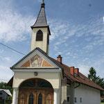 Kapelle in Banovci