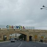 Cadiz Stadtmauer
