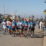 Marathon in Marrakech