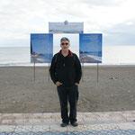 Die ganze Küste wird sehr professionell  touristisch ausgebaut