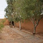 Wieder ein Detail innerhalb der Kasbah