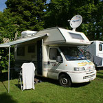 Camping Central in Graz