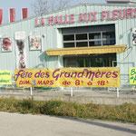 Morgen wird in Südfrankreich der Grossmuttertag gefeiert!!!!!!