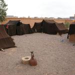 Die Berberzelte