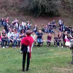 le public a répondu présent à la journée médiévale du chateau des Rohan à Pontivy