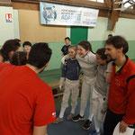 rencontre par équipe Fougère - Pontivy