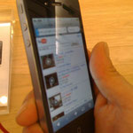 iPhone 4を遂に触るっ!!