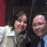 Con la Arq. María Isabel Cantú Escudero