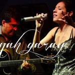 La muy grata presencia en Jazz Arquitectónico de la Gran Cantante de Jazz mi gran amiga Dannah Garay