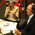 """Programa """"BABI MENDES"""" Con la Licenciada Brasileña en Radio y Televisión Stéphanie Araujo en Jazz Arquitectónico"""