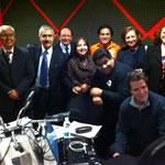 En el Aniversario de Radio Anáhuac 17 de Febrero del 2012