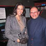 """Con la Lic. Marina Palmer Carrillo. Conductora del Programa """"Descanso Saludable"""" en el canal Vibra TV y autora del libro: """"Como recuperar la salud del Alma"""""""
