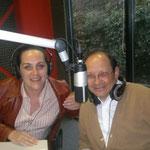 Con la Mtra. Verónica Palavicini